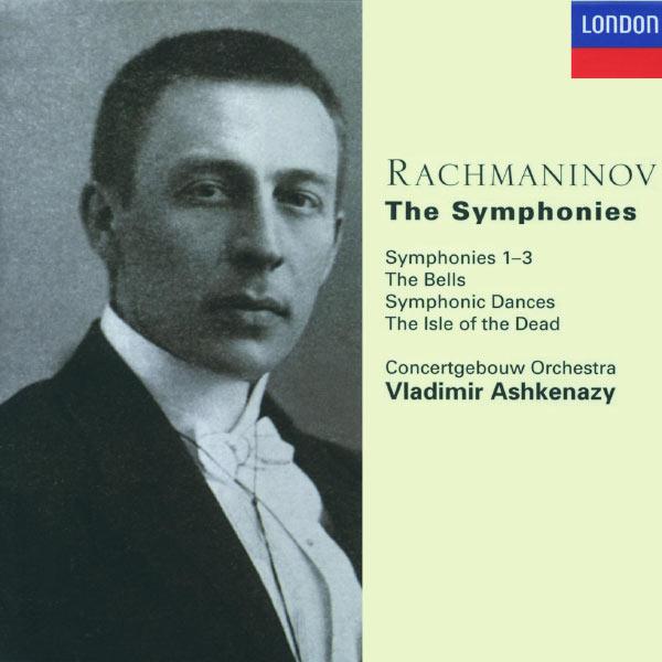 Royal Concertgebouw Orchestra - Rachmaninov: The Symphonies etc.