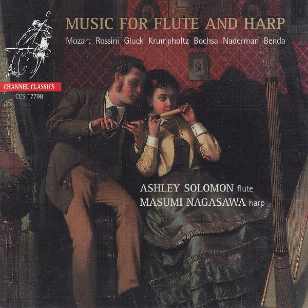 Ashley Solomon - Music For Flute And Harp
