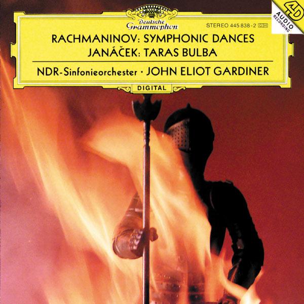 NDR Sinfonieorchester - Rachmaninov: Symphonic Dances / Janácek: Taras Bulba
