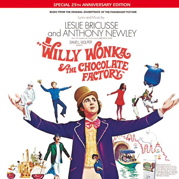 Various Artists - Willy Wonka & The Chocolate Factory