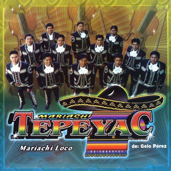 Mariachi Tepeyac De Gelo Perez - Mariachi Loco