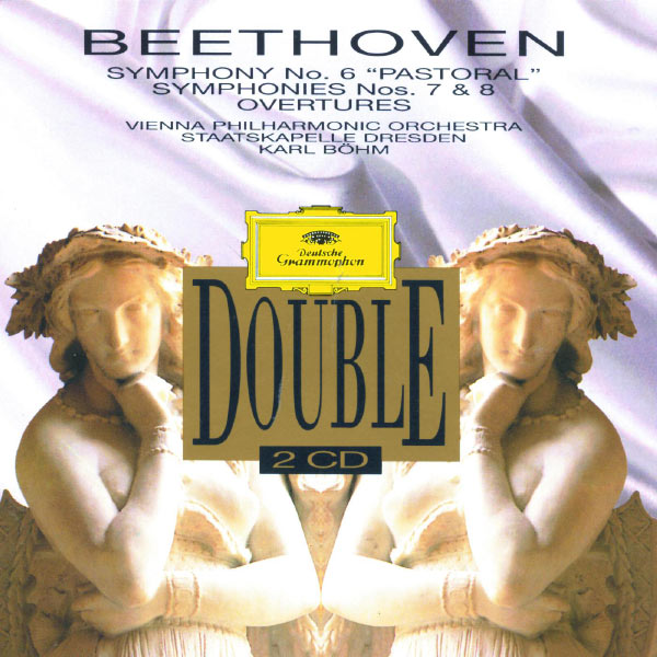 "Wiener Philharmonic Orchestra - Beethoven: Symphonies Nos. 6 ""Pastoral"", 7 & 8; Overtures"