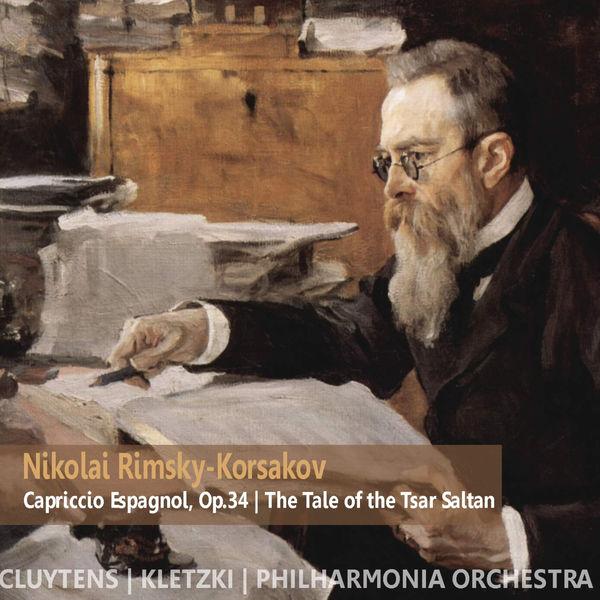 Philharmonia Orchestra - Rimsky-Korsakov: Capriccio Espagnol, The Tale of Tsar Saltan & May Night
