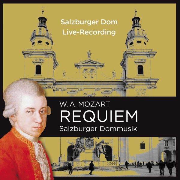 Heribert Metzger - Mozart: Requiem in D Minor, K. 626 (Live)