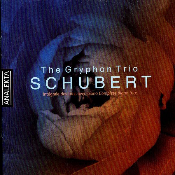Franz Schubert - Schubert: Complete piano trios