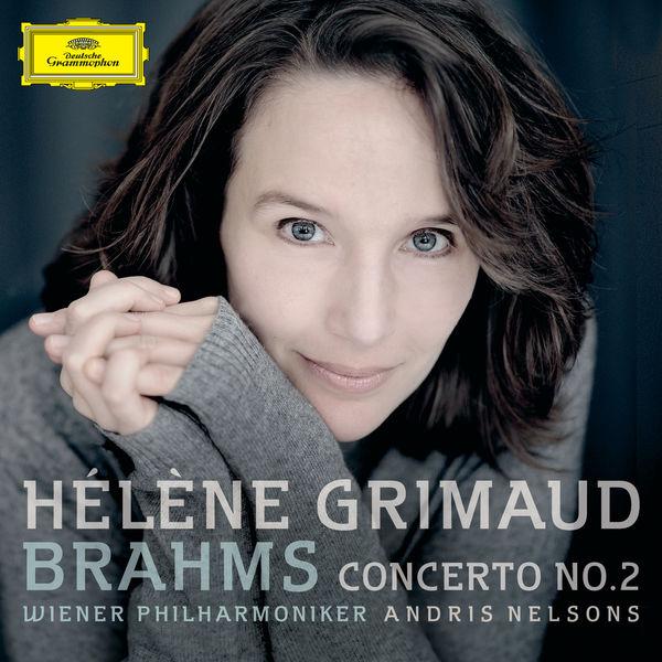 Hélène Grimaud - Johannes Brahms : Piano Concerto No.2 in B flat, Op.83 (Studio Master pour ce seul concerto enregistré au Musikverein de Vienne)