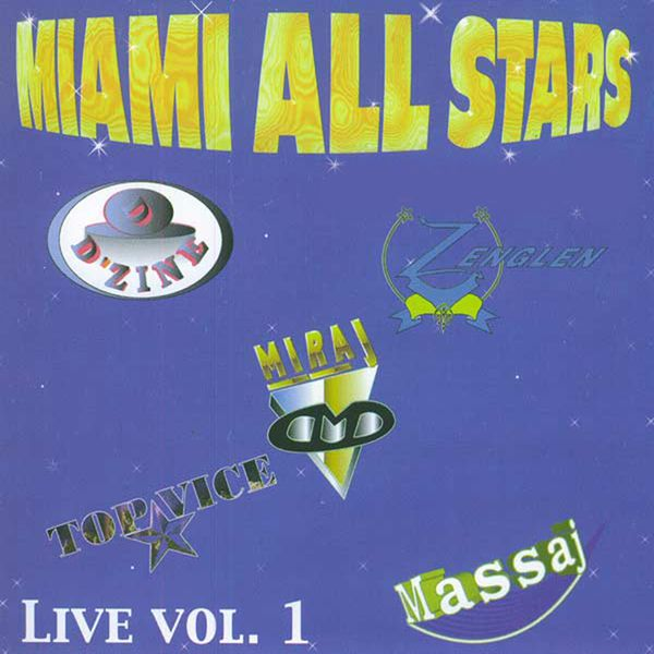 Various Artists - Miami All  Stars, Vol. 1