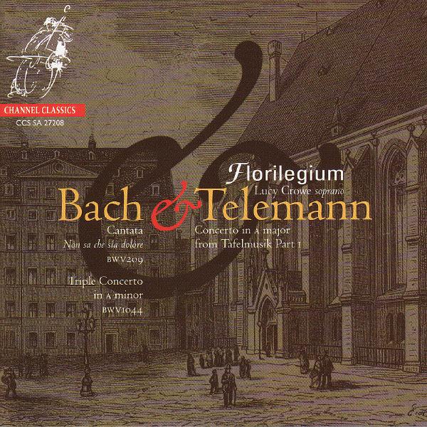 Florilegium - Florilegium Performs Bach & Telemann
