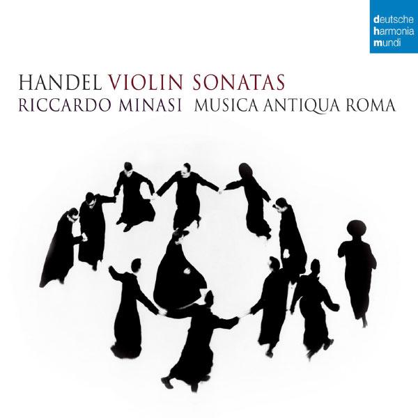 Riccardo Minasi - Georg Friedrich Händel : Sonates pour violon