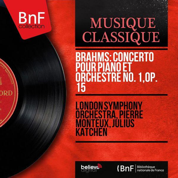 London Symphony Orchestra - Brahms: Concerto pour piano et orchestre No. 1, Op. 15 (Stereo Version)