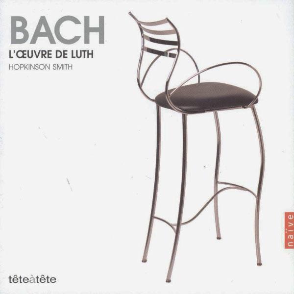 Hopkinson Smith - Johann Sebastian Bach : L'œuvre pour luth