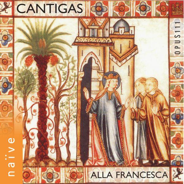 Brigitte Lesne - Cantigas de Santa Maria