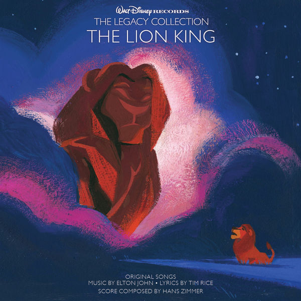 Various Artists - The Lion King - Walt Disney Records The Legacy Collection