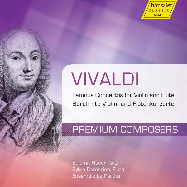 Sulamit Haecki - Vivaldi: Violinkonzerte / Flötenkonzerte