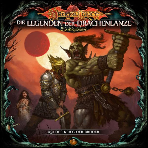 Holysoft Studios - Die Legenden der Drachenlanze Folge 3: Der Krieg der Brüder