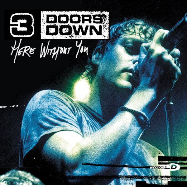 here without you 3 doors down t l charger et couter l 39 album. Black Bedroom Furniture Sets. Home Design Ideas