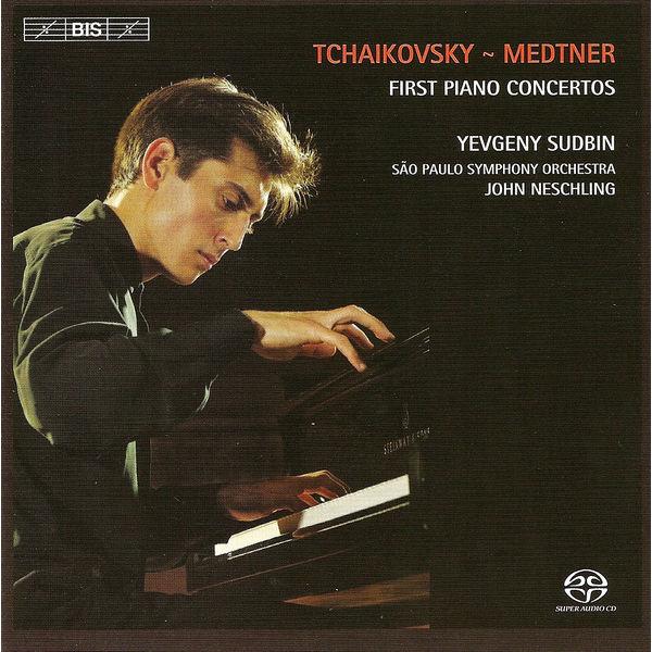 Yevgeny Sudbin - Tchaikovsky & Medtner: Piano Concertos No. 1