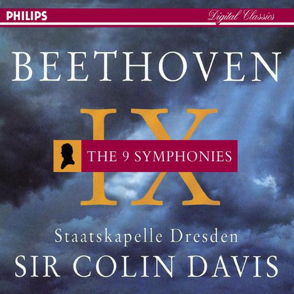 Staatskapelle Dresden - Beethoven: The Symphonies