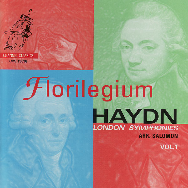 Florilegium - London Symphonies