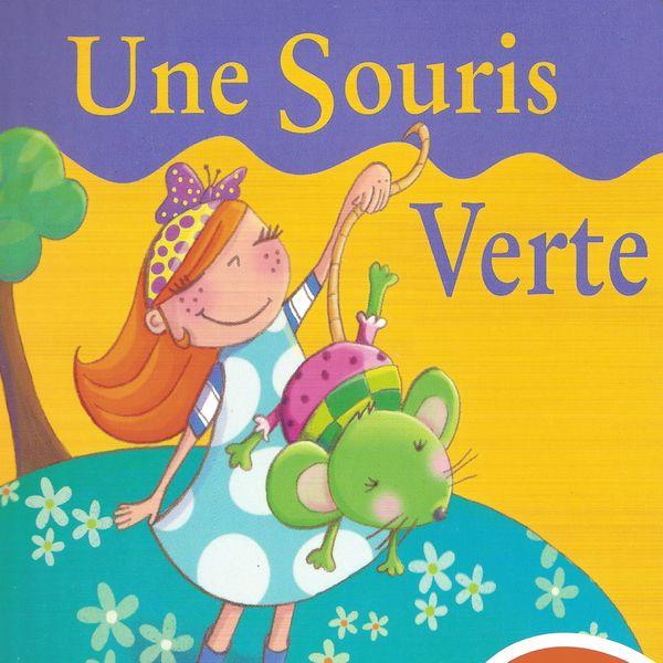 Une souris verte r mi guichard download and listen to the album - Une souris verte singe ...