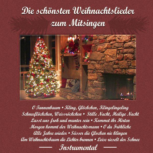 Weihnachtslieder Zum Mitsingen.Die Schönsten Weihnachtslieder Zum Mitsingen Instrumental