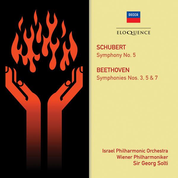 Israel Philharmonic Orchestra - Schubert: Symphony No. 5; Beethoven: Symphonies Nos. 3, 5 & 7