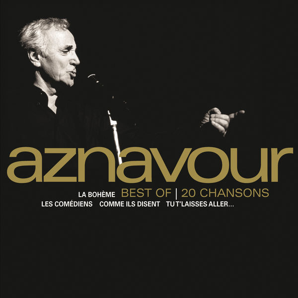 Charles Aznavour - Best Of 20 Chansons