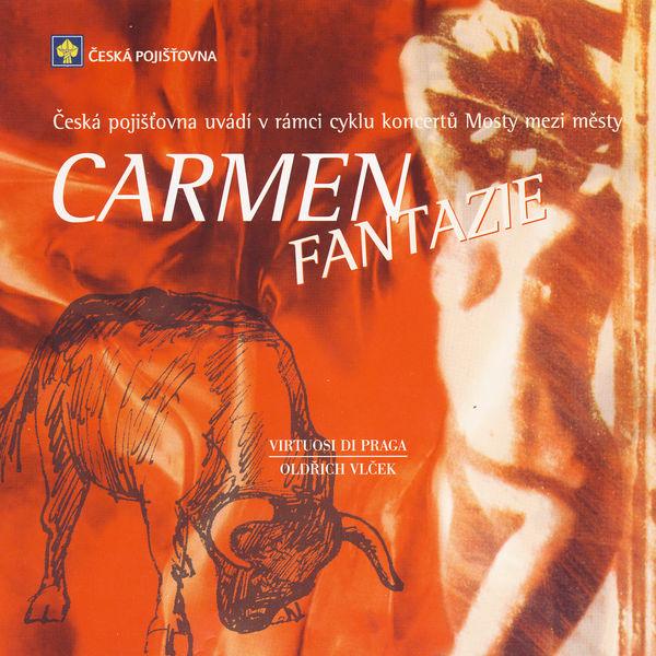 Oldrich Vlcek - Carmen Fantazie