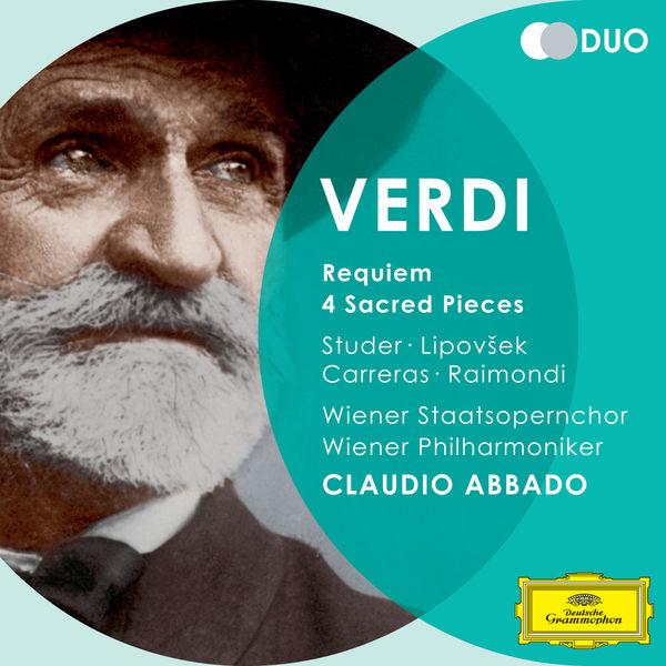 Cheryl Studer - Verdi: Requiem; 4 Sacred Pieces