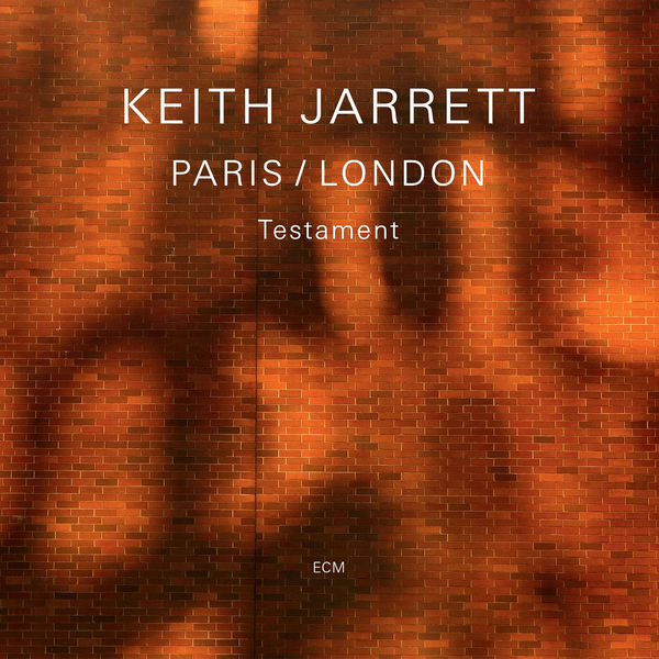 Keith Jarrett - Paris / London (Testament)