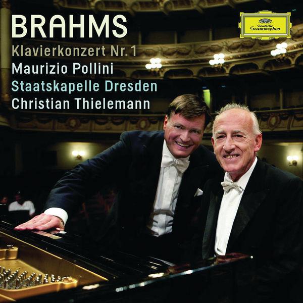 Maurizio Pollini - Johannes Brahms : Klavierkonzert Nr. 1
