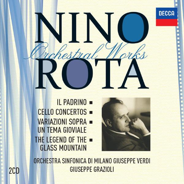 Giuseppe Grazioli Nino Rota : Orchestral Works (Vol. 1) (SET)