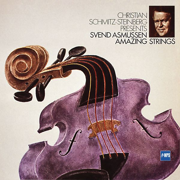 Svend Asmussen - Amazing Strings