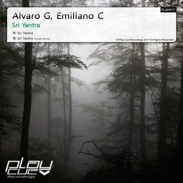 Sri Yantra | Alvaro G, Emiliano C to stream in hi-fi, or to