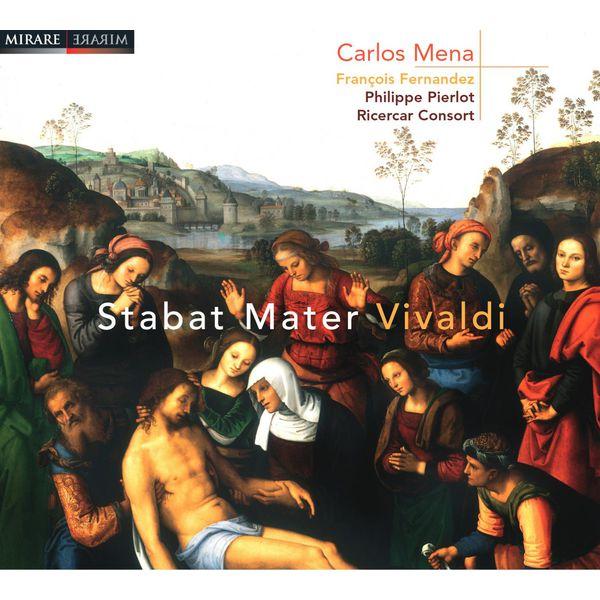 Philippe Pierlot - Vivaldi: Stabat Mater