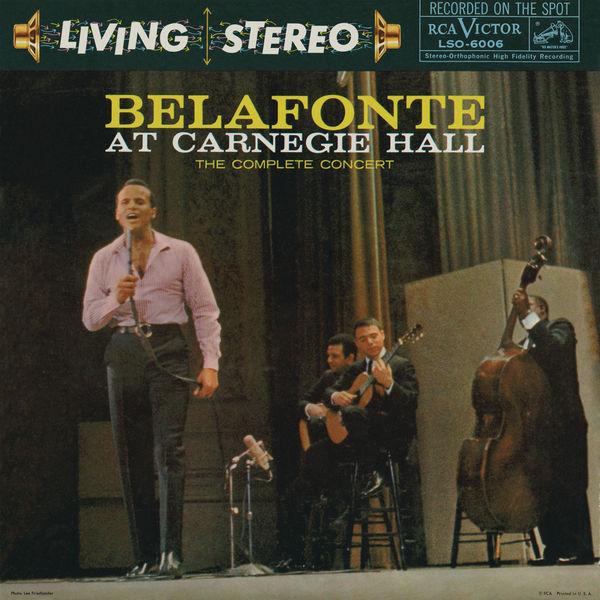 Harry Belafonte - Belafonte: At Carnegie Hall