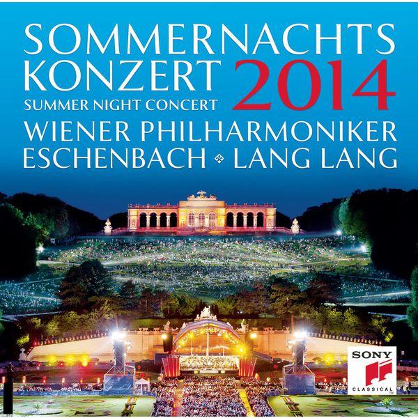 Wiener Philharmonic Orchestra - Sommernachtskonzert 2014 / Summer Night Concert 2014 (Live)