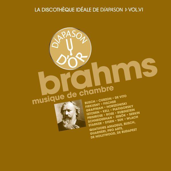 Various Artists - Brahms: Musique de chambre - La discothèque idéale de Diapason, Vol. 6