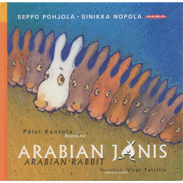 Eveliina Sumelius - Pohjola, S.: Arabian Janis (Arabian Rabbit)
