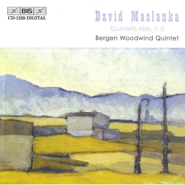 Bergen Wind Quintet - MASLANKA: Wind Quintets Nos. 1-3