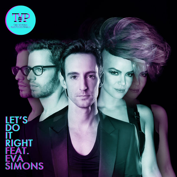 The Young Professionals - Let's Do It Right