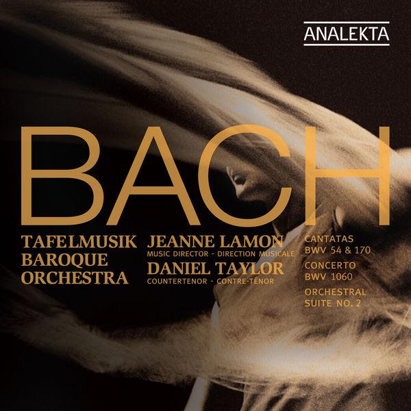 Johann Sebastian Bach - J.S. Bach: Cantatas BWV 70 & 154; Concerto BWV 1060; Orchestral Suite No. 2