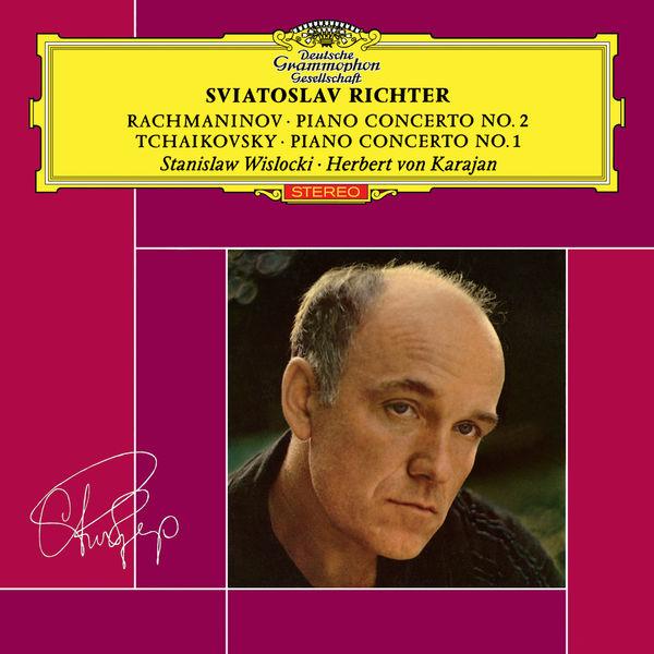Sviatoslav Richter - Rachmaninov & Tchaikovsky: Piano Concertos Nos.2 & 1