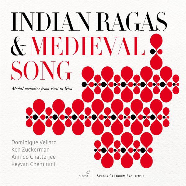 Ken Zuckerman - Indian Ragas & Medieval Songs [Ragas indiens - Chansons médiévales]