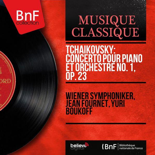 Wiener Symphoniker - Tchaikovsky: Concerto pour piano et orchestre No. 1, Op. 23 (Stereo Version)