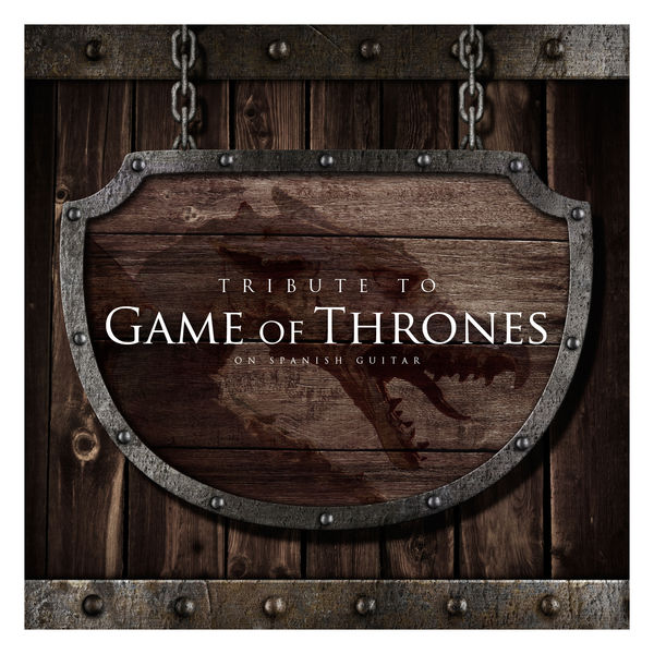The Harmony Group - Tribute To Game Of Thrones On Spanish Guitar (Instrumental) - Single