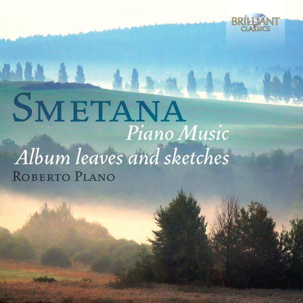 Roberto Plano - Smetana: Piano Music