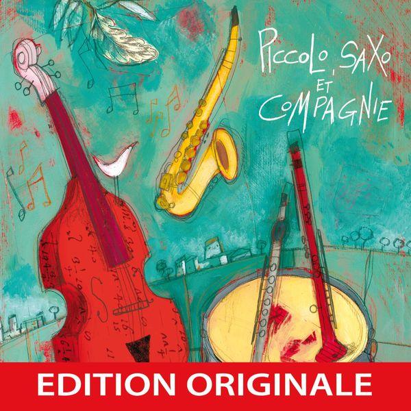 François Perrier - Piccolo saxo et compagnie