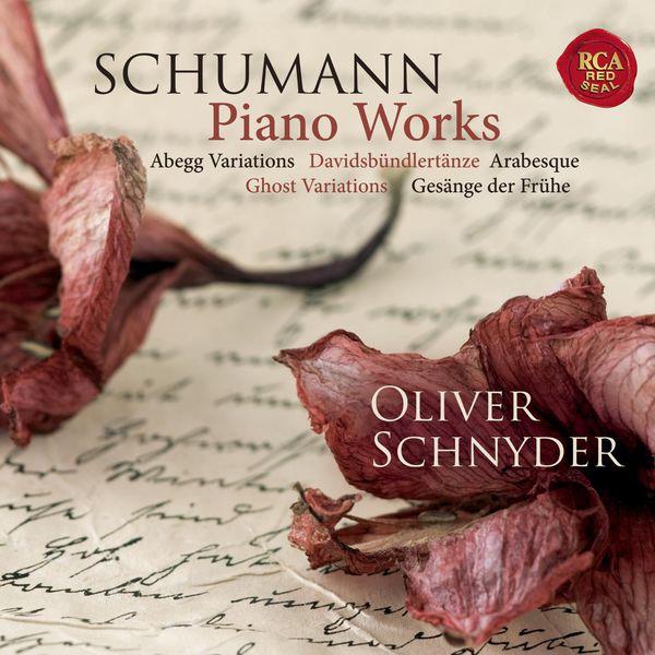 Oliver Schnyder - Schumann: Piano Works