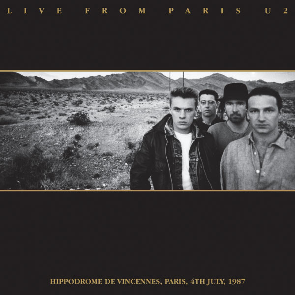 U2 - Live From Paris